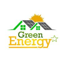 Green Energy Stars logo