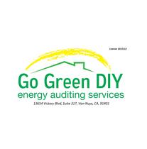 Go Green DIY, Energy Auditing Services INC logo