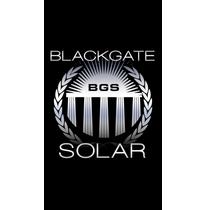 Blackgate Solar logo