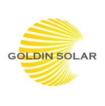 Goldin Solar logo