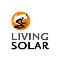 Living Solar logo