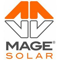 MAGE SOLAR, Inc. logo