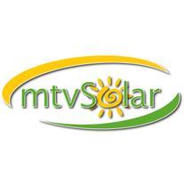 Mountain View Solar logo