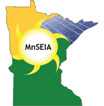 Minnesota Solar Energy Industries Association  logo