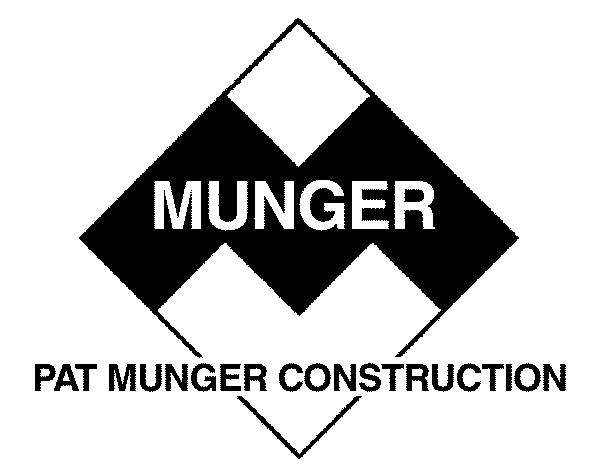 Munger Construction logo