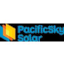 PacificSky Solar logo
