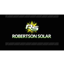 Robertson Solar logo