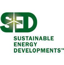 Sustainable Energy Developments, Inc.  logo