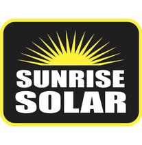 Sunrise Solar Company logo