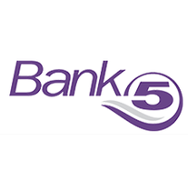Bank Five logo
