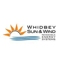 Whidbey Sun & Wind logo