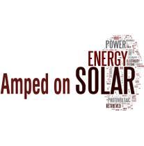Amped On Solar LLC logo
