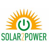 TechCom International DBA Solar2Power logo