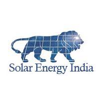Solar Energy India logo