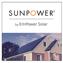 SunPower by EmPower Solar logo