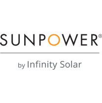 Sunpower by Infinity  logo