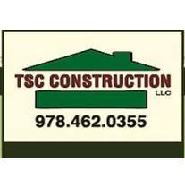 TSC Construction logo