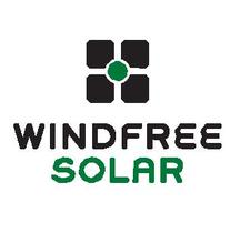 Windfree Wind and Solar Design logo