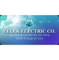 ZELEK ELECTRIC CO logo