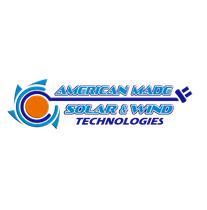 American Made Solar And Wind Technologies logo