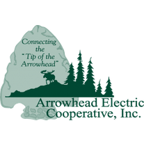 Arrowhead Electric Cooperative logo