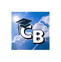 Collegiate Solar logo
