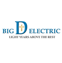 Big D Electric logo