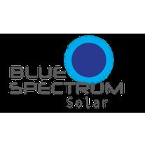 Blue Spectrum Solar logo
