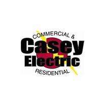 Casey Electric Solar  logo