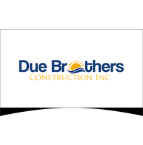 Due Brothers Construction logo