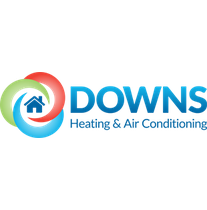 Downs Heating & Air Conditioning logo