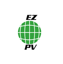EZPV SOLAR logo