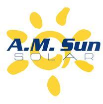 A.M. Sun Solar logo
