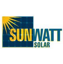 SunWatt Solar logo
