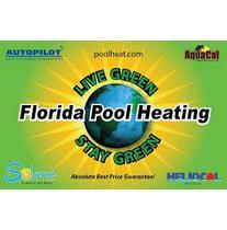 South Florida Pool Heating logo
