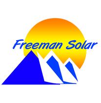 Freeman Solar logo