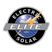 Elite Electric and Solar logo