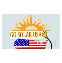 Go US Solar logo