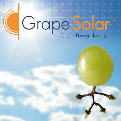 Grape Solar Inc. logo
