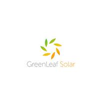 Greenleaf Solar logo
