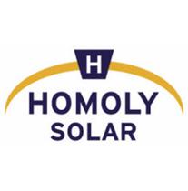 Homoly Solar logo