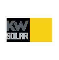 KW Solar logo