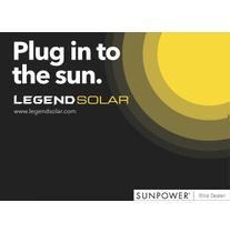 Legend Solar logo