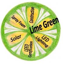 Lime Green Earth, Inc. logo