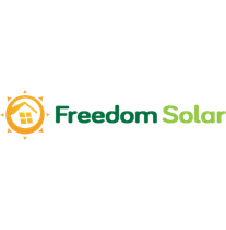 Freedom Solar Co.  logo