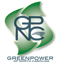 Green Power of North Carolina logo