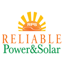 Reliable Power & Solar logo