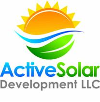 Active Solar Development LLC  logo