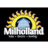 Milholland Electric logo