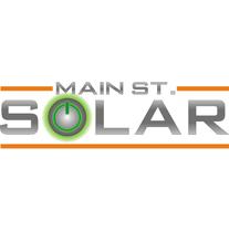 Main Street Solar Energy logo